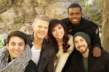 PTX Group Close Up by Ryan Parma 2012sm